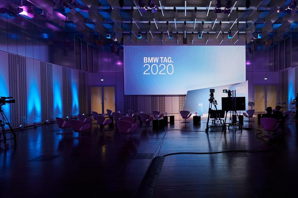 Auch der BMW Tag 2020 fand digital statt.