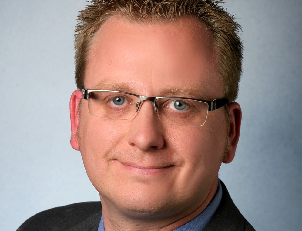 Mark Bayrl, Fachbereichsleiter Miet USV bei Roton