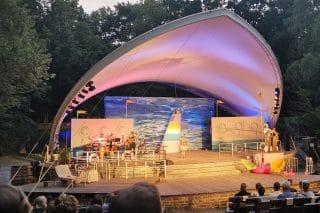 Opera Tent Theater Chemnitz