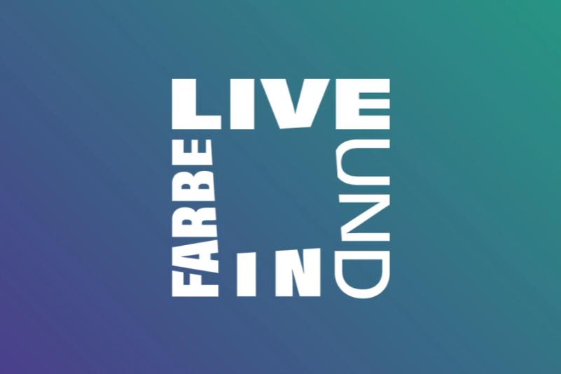 liveundinfarbe Logo