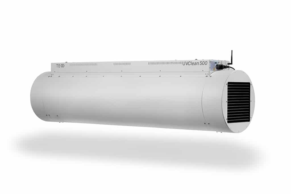 UVClean Luftfilter von trusted elements