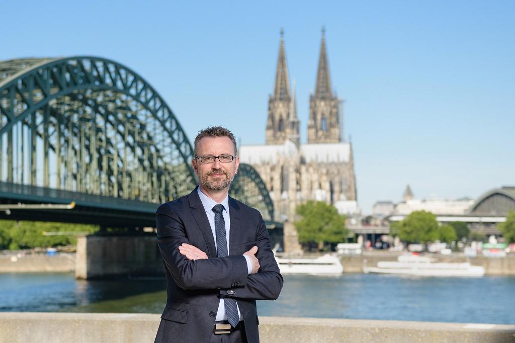 Dr. Jürgen Amann, Geschäftsführer Köln Tourismus