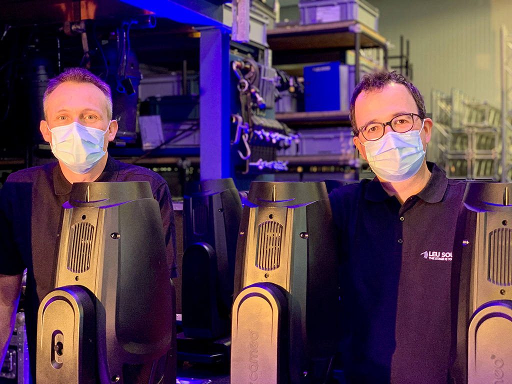 Adam Hall erweitert Zusammenarbeit mit der Leu Sound AG in der Schweiz