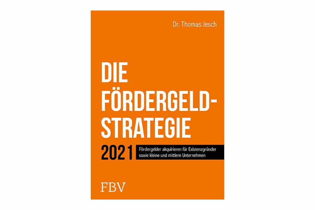 Die Fördergeldstrategie Cover