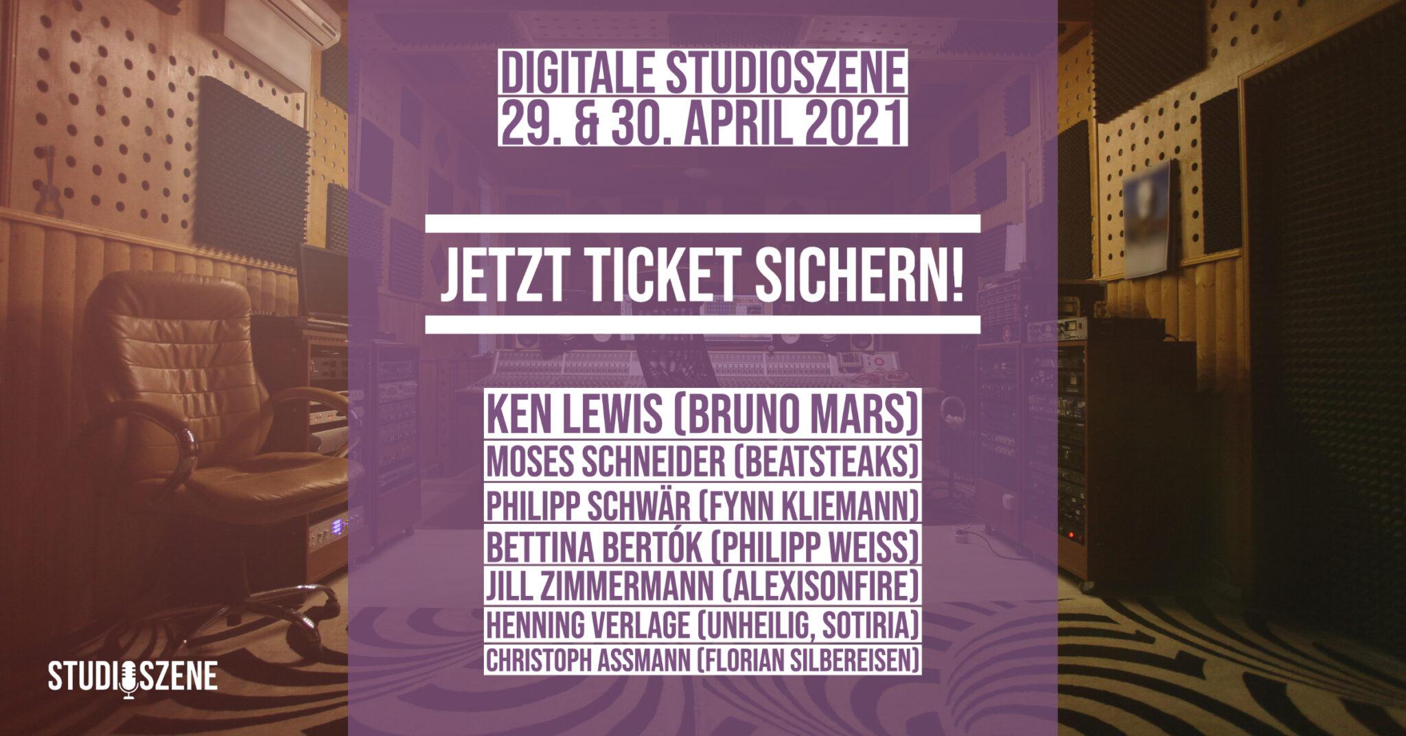 Digitale Studioszene 2021