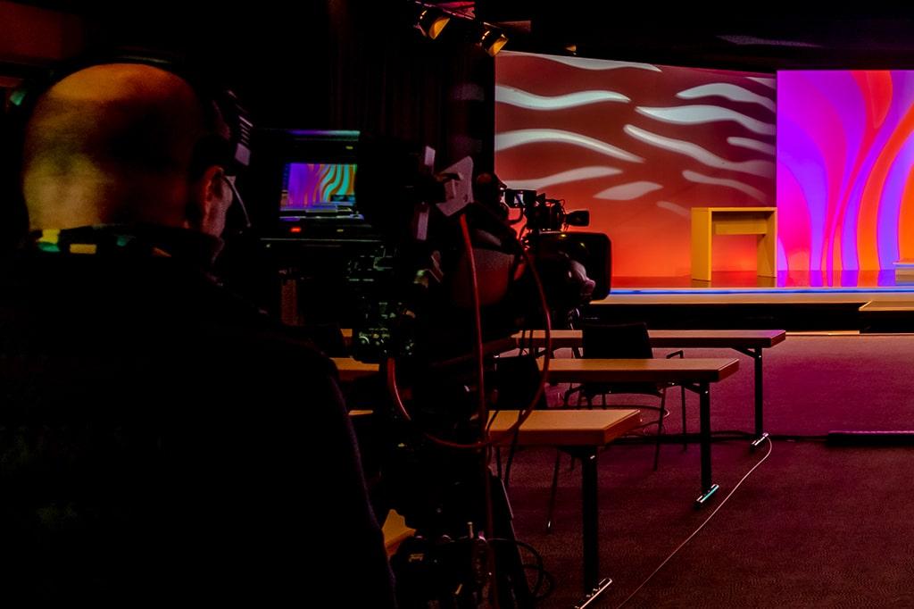 Estrel Berlin Artecom Streaming Studio