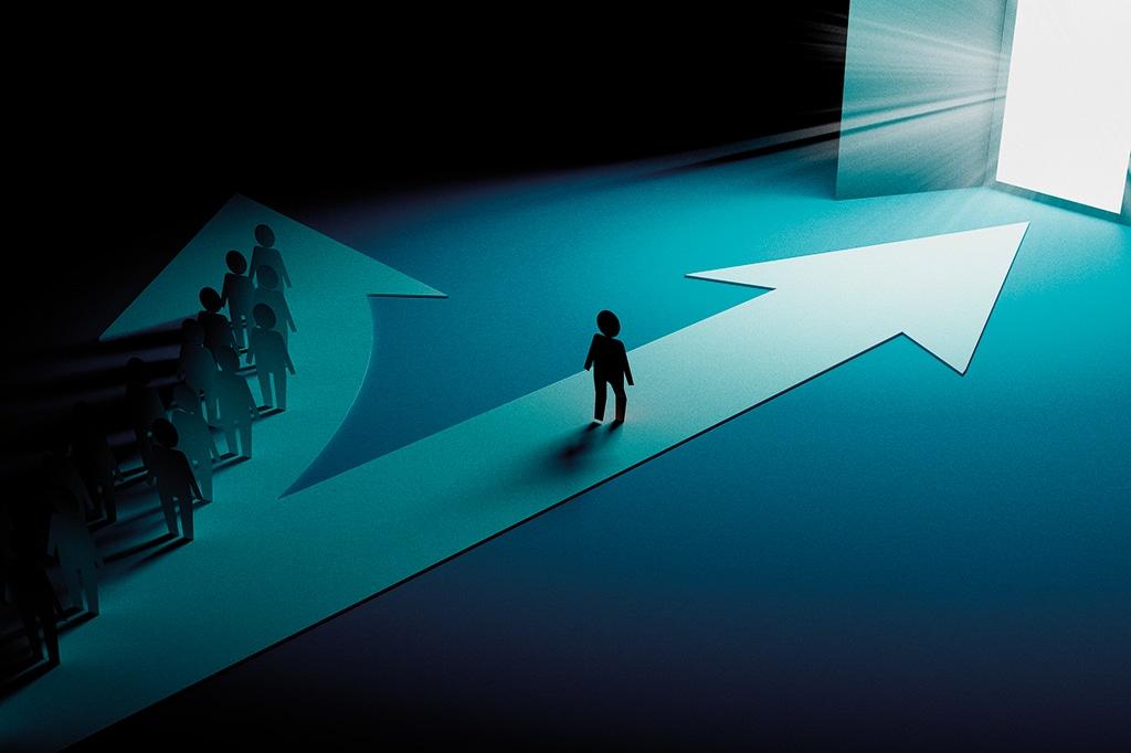 Neue-Ziele-Weg-Option-Mut-Hoffnung-Tuer-Zukunft-Vorreiter