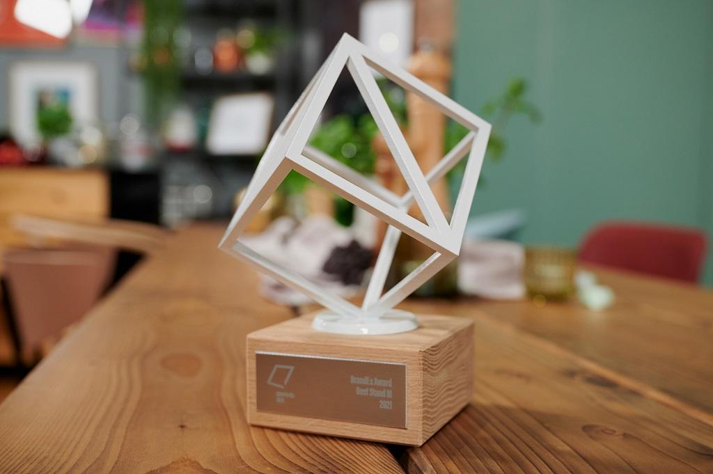 BrandEx Award 2021