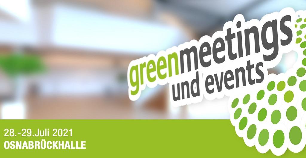 greenmeetings und events Konferenz 2021