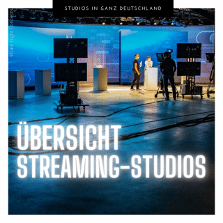 streaming studios in ganz deutschland