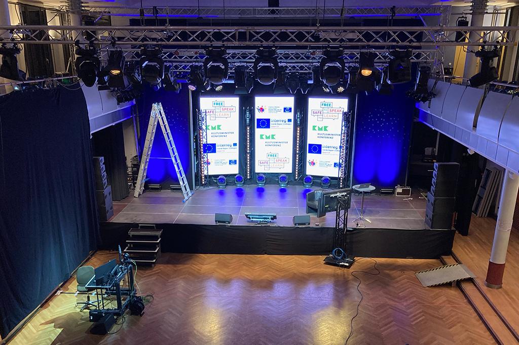 Online-Koferenz Europarat Frankfurter Hof Mainz