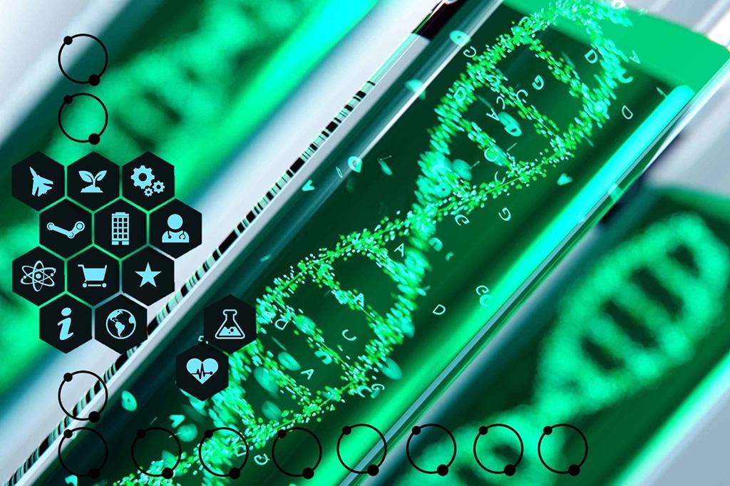 """Bei """"Catch the Spy@Nanobot.Inc"""" erwartet die Spieler:innen eine Verfolgungsjagd um den Globus."""