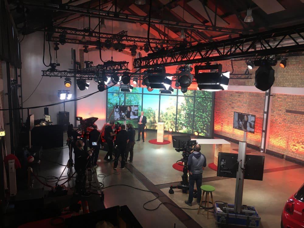 schoko pro Streaming-Studio