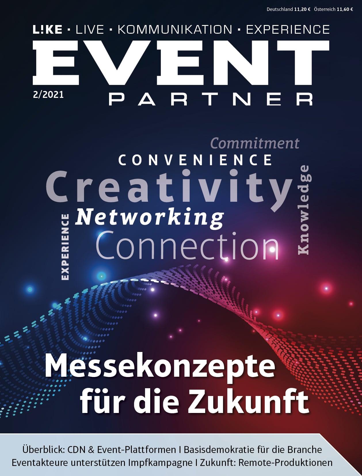 Titel EVENT PARTNER 2.201