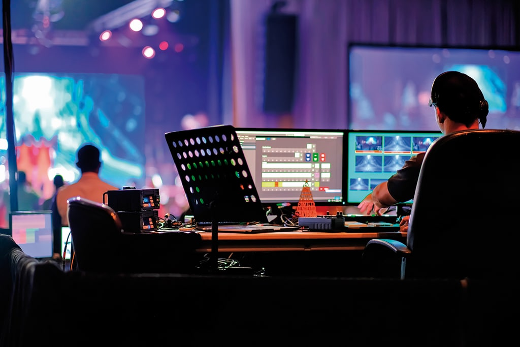 Eventtechnik-Digital-Event-Streaming-Produktion