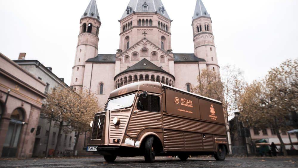Kaffeerösterei Müller