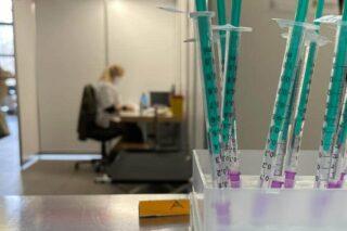 PITestlauf mit über 1.000 Impfungen