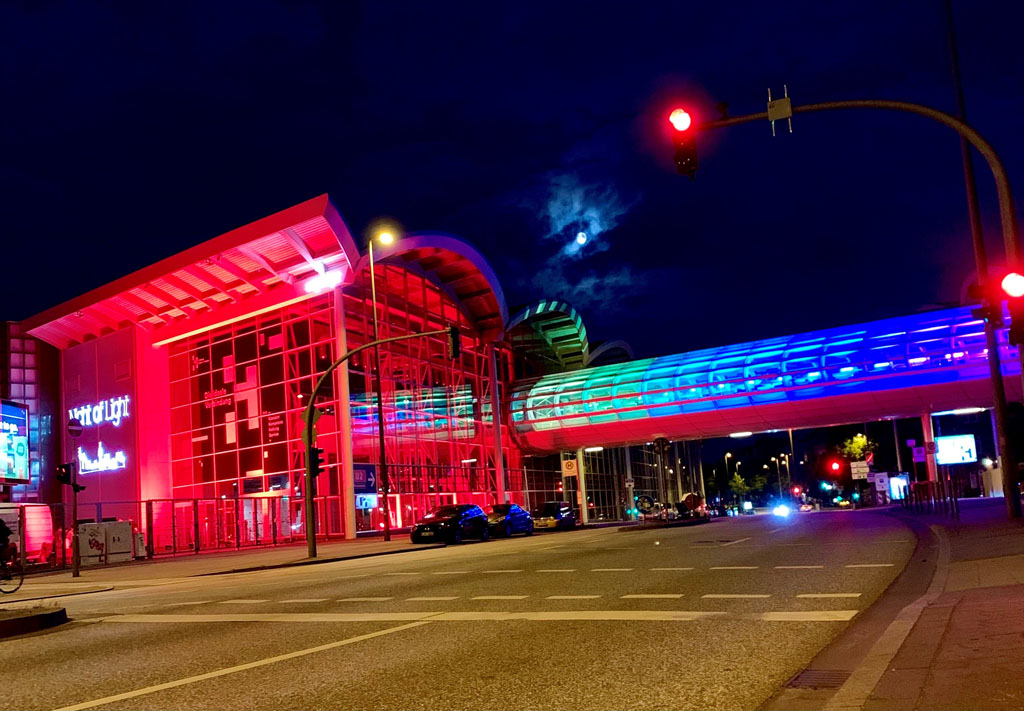 Skywalk Regenbogen