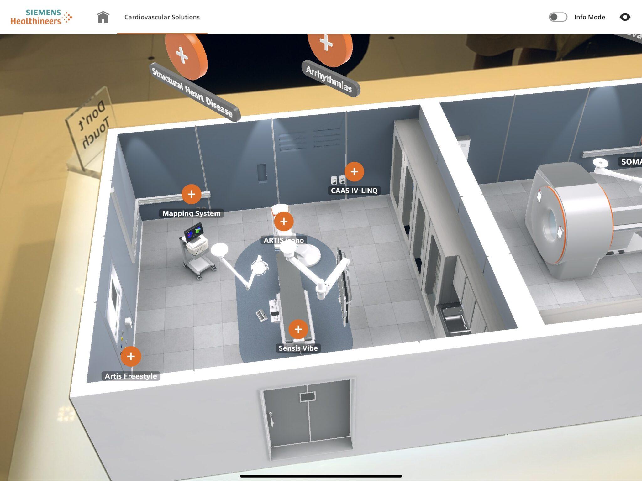 AR-HeartCenter-Solution-App