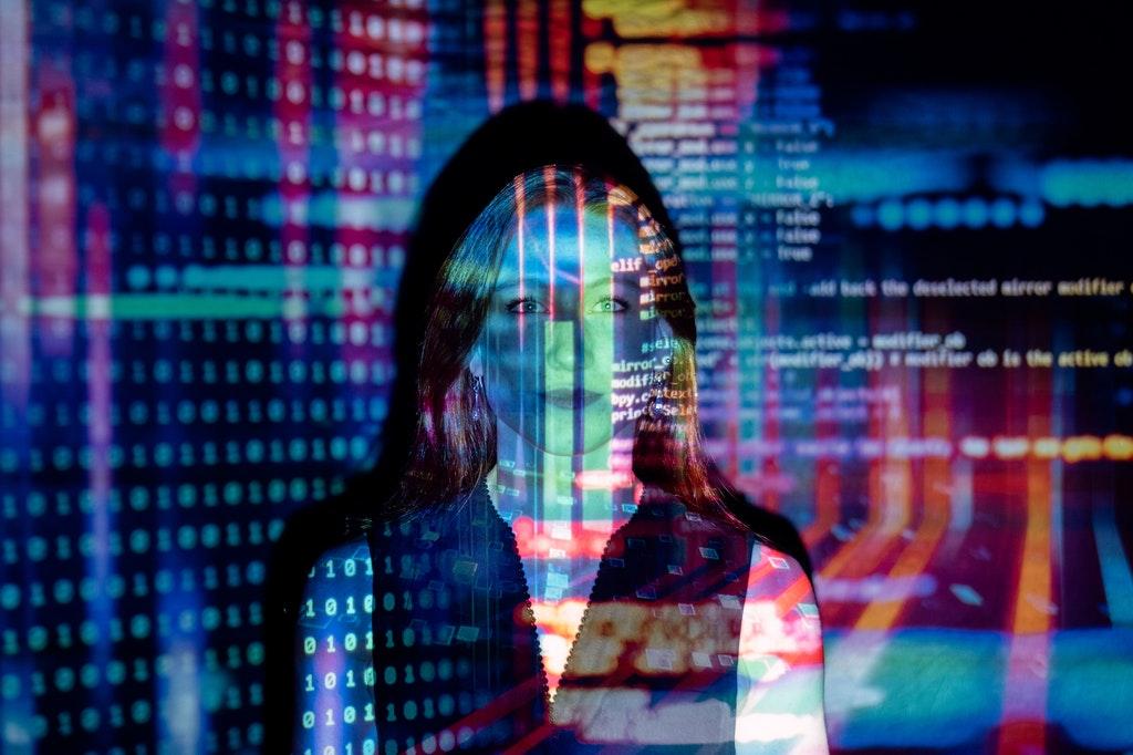Virtual-Person-Digitalisierung