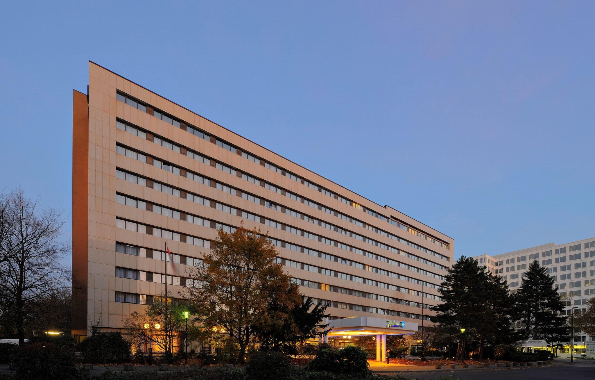 Radisson Blu Conference Hotel, Düsseldorf