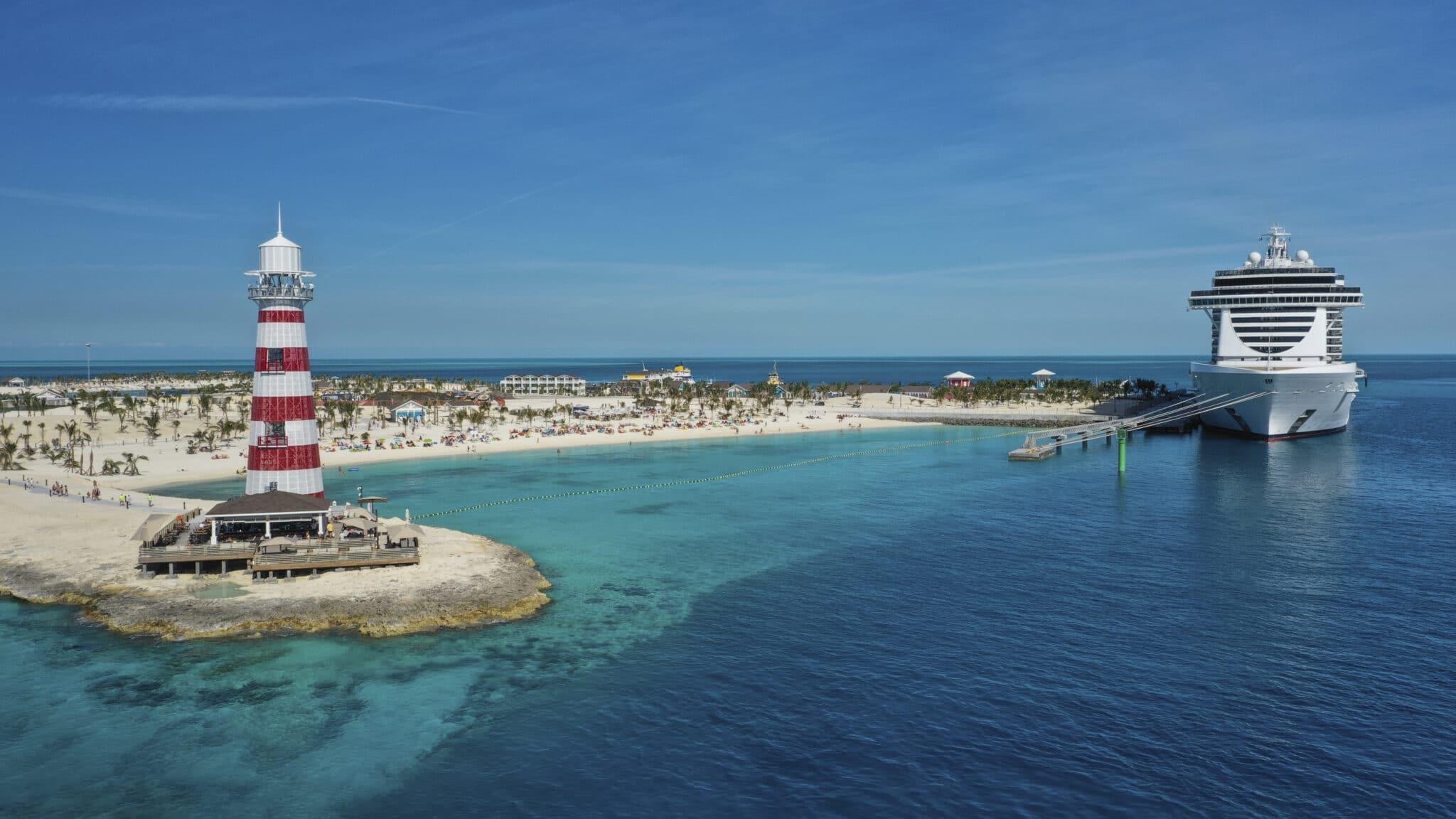Wie bringt man 5.000 Gäste ohne Transfer an den Strand?