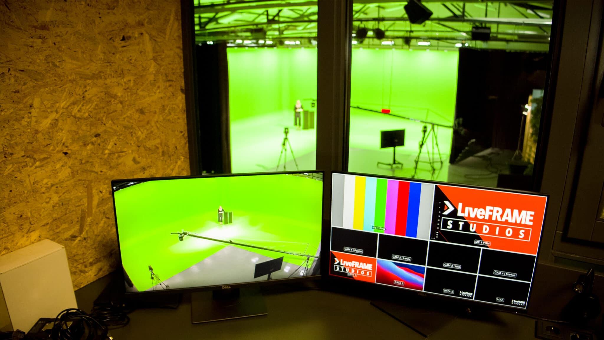 LiveFRAME Studios